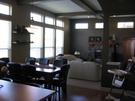 Photo 2: Photos: Clayton Village Great Room Plan