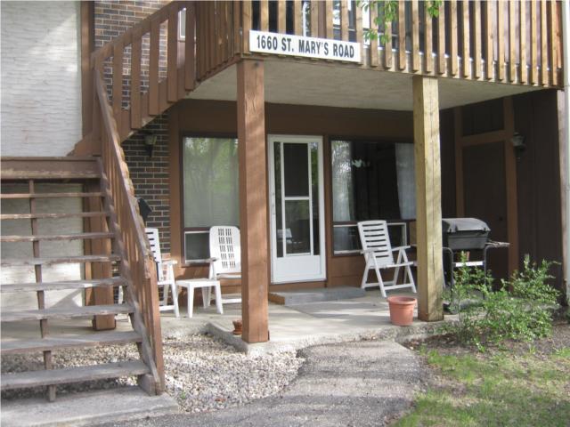 Main Photo: 1660 St Mary's Road in WINNIPEG: St Vital Condominium for sale (South East Winnipeg)  : MLS®# 1007853