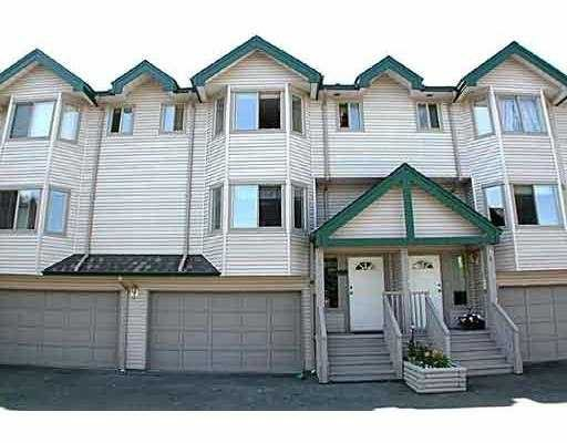 "Main Photo: 15 2420 PITT RIVER RD in Port Coquiltam: Mary Hill Townhouse for sale in ""PARK SIDE ESTATES"" (Port Coquitlam)  : MLS®# V571445"