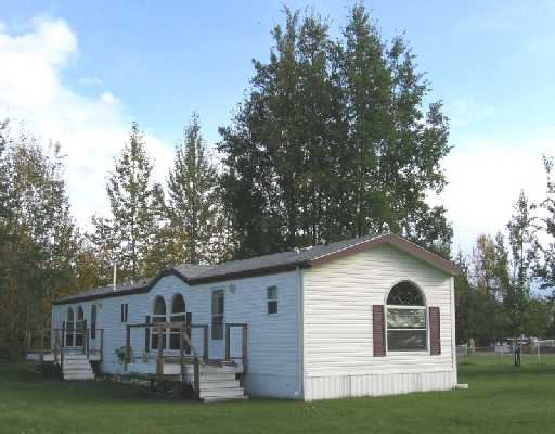 Main Photo: 12 CHINOOK Road in Fort_Nelson: Fort Nelson -Town Manufactured Home for sale (Fort Nelson (Zone 64))  : MLS®# N186780