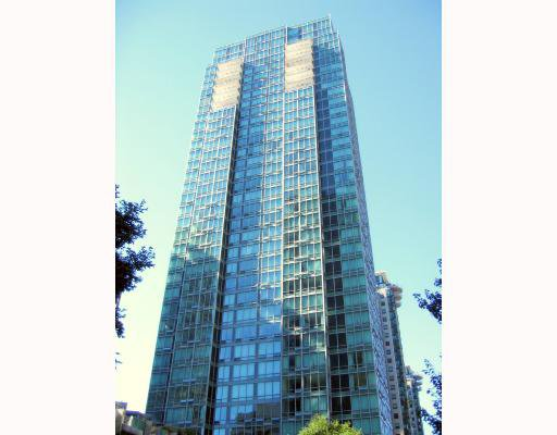 """Main Photo: 2007 1288 W GEORGIA Street in Vancouver: West End VW Condo for sale in """"THE RESIDENCE ON GEORGIA"""" (Vancouver West)  : MLS®# V745887"""