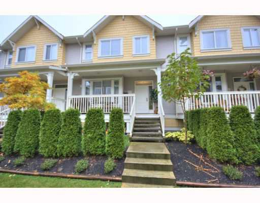 "Main Photo: 45 5999 ANDREWS Road in Richmond: Steveston South Townhouse for sale in ""RIVER WIND"" : MLS®# V750459"