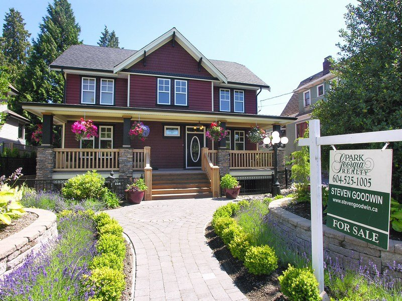 """Main Photo: 234 6TH Avenue in New Westminster: Queens Park House for sale in """"Queens Park"""" : MLS®# V775079"""