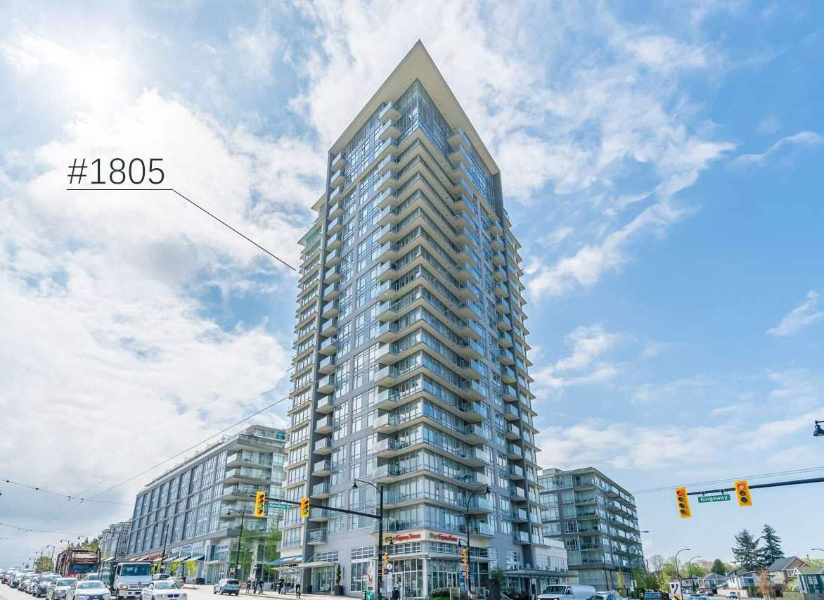 "Main Photo: 1805 4815 ELDORADO Mews in Vancouver: Collingwood VE Condo for sale in ""ELDORADO MEWS"" (Vancouver East)  : MLS®# R2481258"