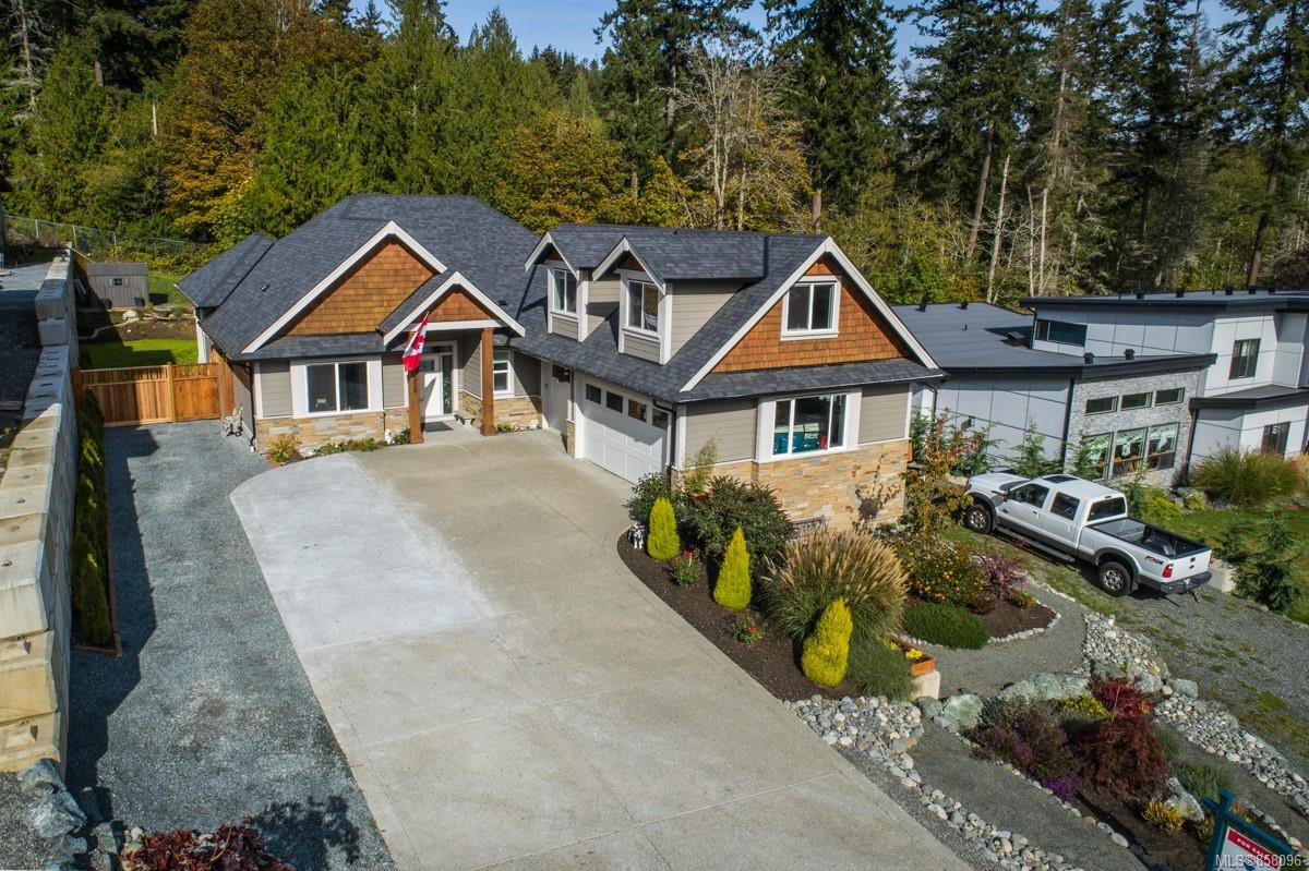 Main Photo: 856 Hayden Pl in : ML Mill Bay House for sale (Malahat & Area)  : MLS®# 858096