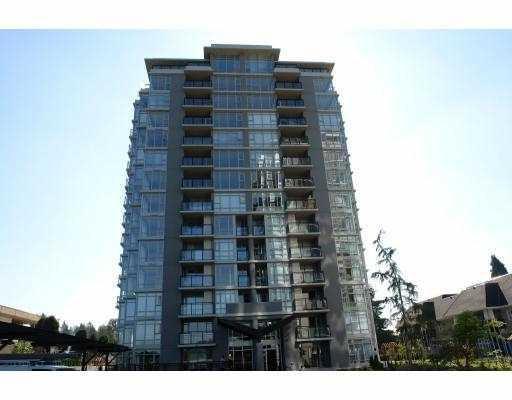 Main Photo: 807 575 DELESTRE Avenue in Coquitlam: Coquitlam West Condo for sale : MLS®# V804377
