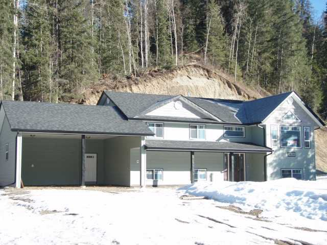 "Main Photo: 1638 FRASER FLATS Road in Prince George: Old Summit Lake Road House for sale in ""OLD SUMMIT LAKE"" (PG City North (Zone 73))  : MLS®# N198399"