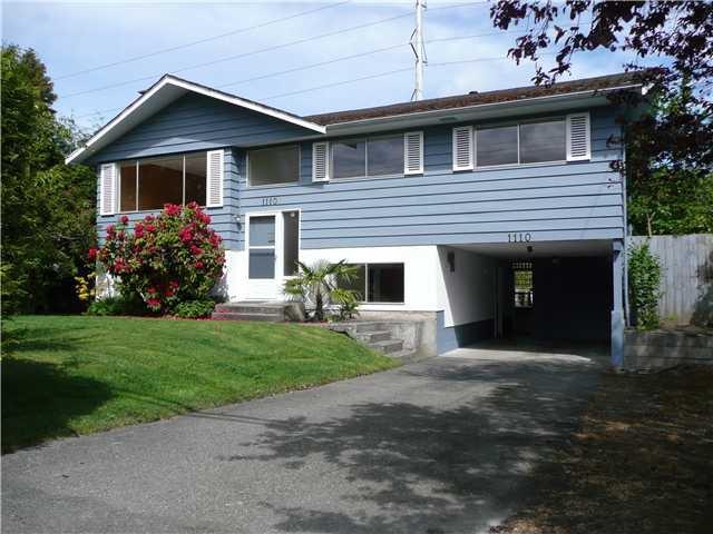 """Main Photo: 1110 53A Street in Tsawwassen: Tsawwassen Central House for sale in """"TSAWWASSEN HEIGHTS"""" : MLS®# V832411"""
