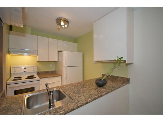 """Main Photo: 510 1040 PACIFIC Street in Vancouver: West End VW Condo for sale in """"CHELSEA TERRACE"""" (Vancouver West)  : MLS®# V840566"""