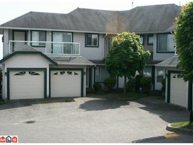 Main Photo: 104 3160 TOWNLINE Road in Abbotsford: Abbotsford West Townhouse for sale : MLS®# F1022227