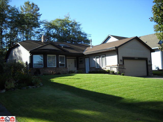 Main Photo: 15696 91A Avenue in Surrey: Fleetwood Tynehead House for sale : MLS®# F1024635