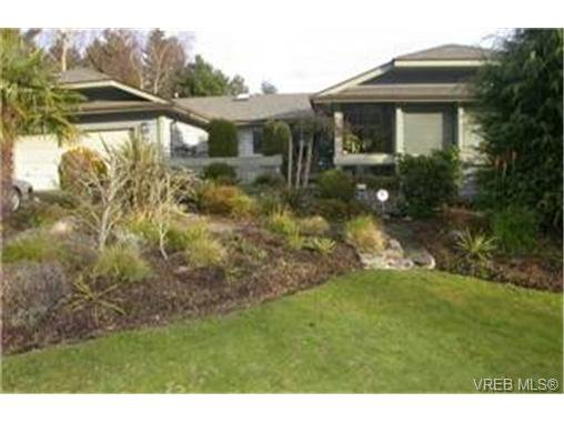 Main Photo: 4769 Amblewood Drive in VICTORIA: SE Broadmead Single Family Detached for sale (Saanich East)  : MLS®# 244994