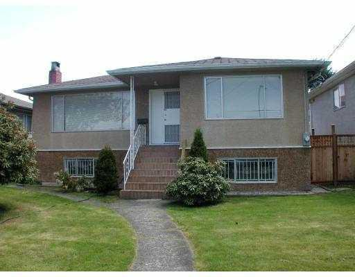 Main Photo: 4538 MANOR Street in Vancouver: Collingwood VE House for sale (Vancouver East)  : MLS®# V768767