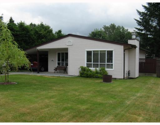 Main Photo: 21102 122ND Avenue in Maple_Ridge: Northwest Maple Ridge House for sale (Maple Ridge)  : MLS®# V773618