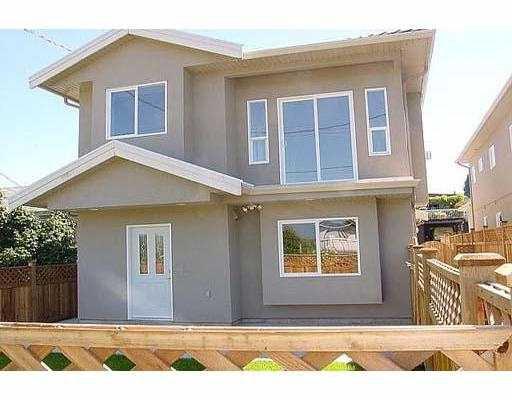 Main Photo: 5936 HARDWICK Street in Burnaby: Central BN 1/2 Duplex for sale (Burnaby North)  : MLS®# V778284