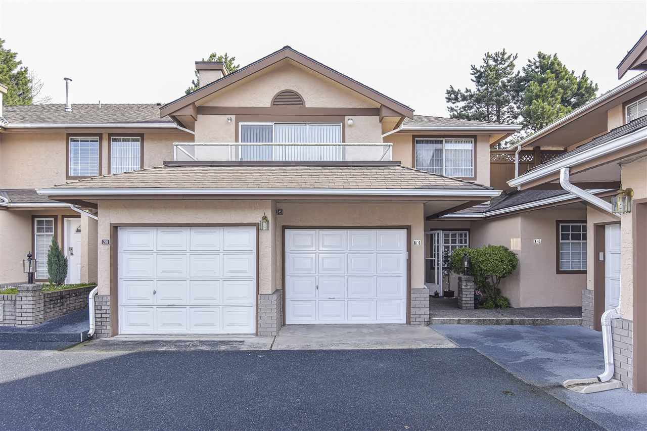 """Main Photo: 110 14861 98 Avenue in Surrey: Guildford Townhouse for sale in """"The Mansions"""" (North Surrey)  : MLS®# R2438007"""