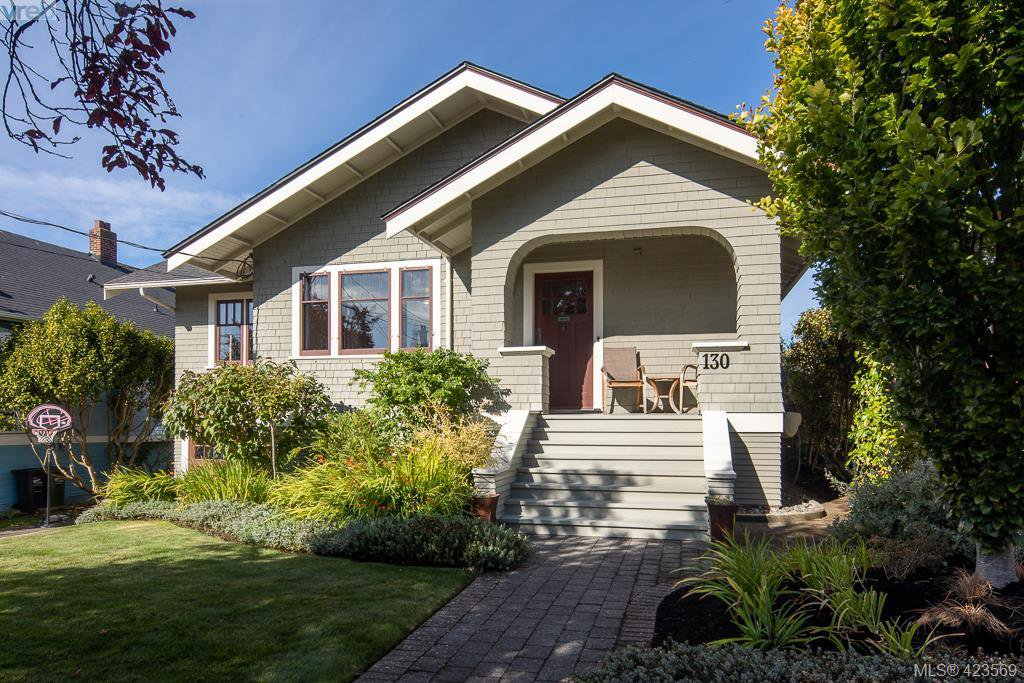 Main Photo: 130 Beechwood Ave in VICTORIA: Vi Fairfield East Single Family Detached for sale (Victoria)  : MLS®# 836498