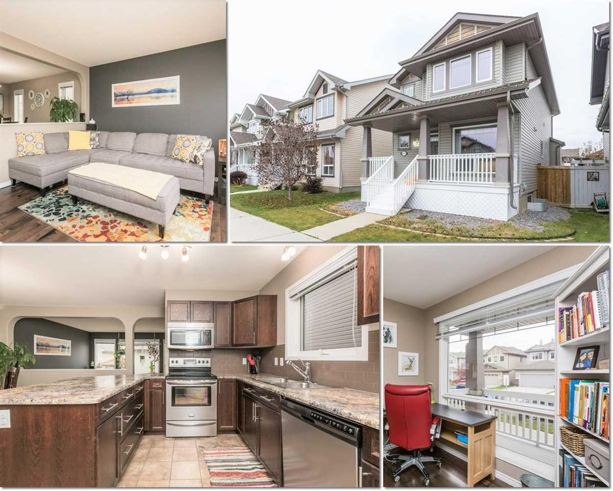 Main Photo: 21312 58 Avenue in Edmonton: Zone 58 House for sale : MLS®# E4194564