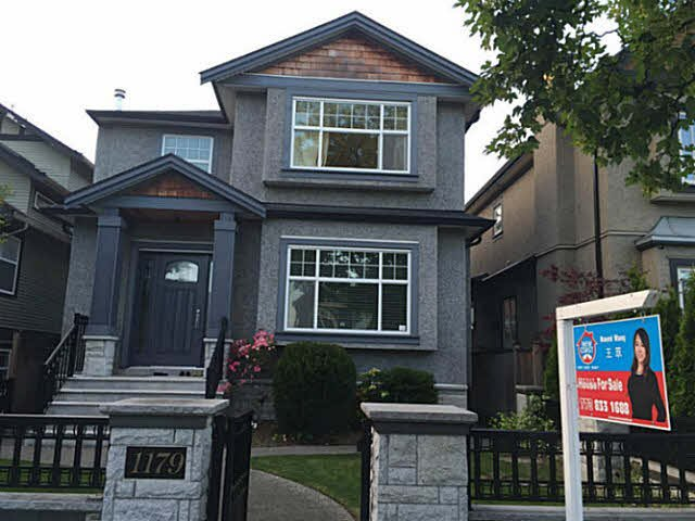 Main Photo: 1179 W 64TH AVENUE in : Marpole House for sale : MLS®# V1131406