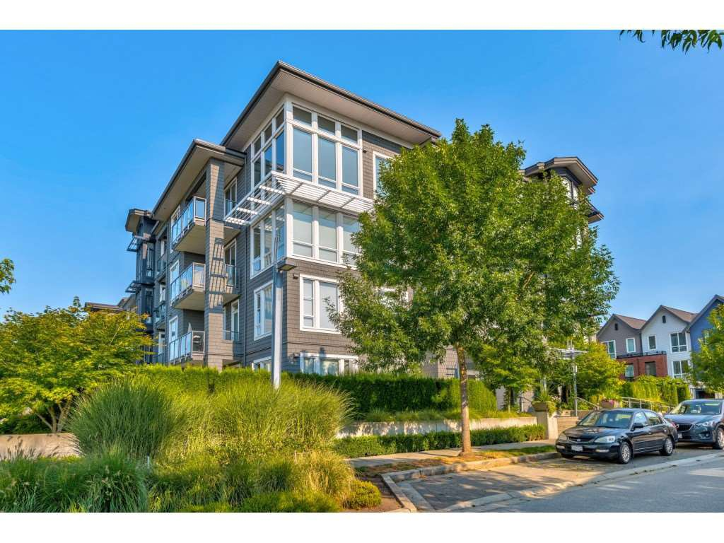 "Main Photo: 312 2307 RANGER Lane in Port Coquitlam: Riverwood Condo for sale in ""Freemont Green South"" : MLS®# R2495447"
