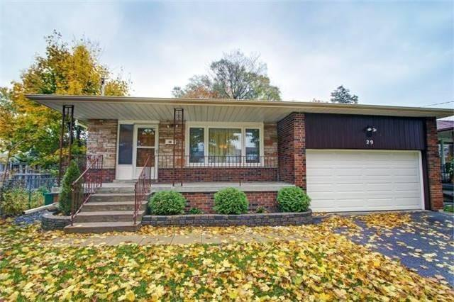 Main Photo: 29 Valia Rd in Toronto: Freehold for sale : MLS®# E4325752