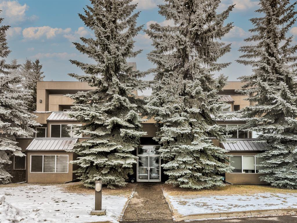 Main Photo: 1 203 Village Terrace SW in Calgary: Patterson Apartment for sale : MLS®# A1050271