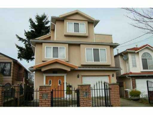 Main Photo: 4493 COMMERCIAL Street in Vancouver: Victoria VE House for sale (Vancouver East)  : MLS®# V833418