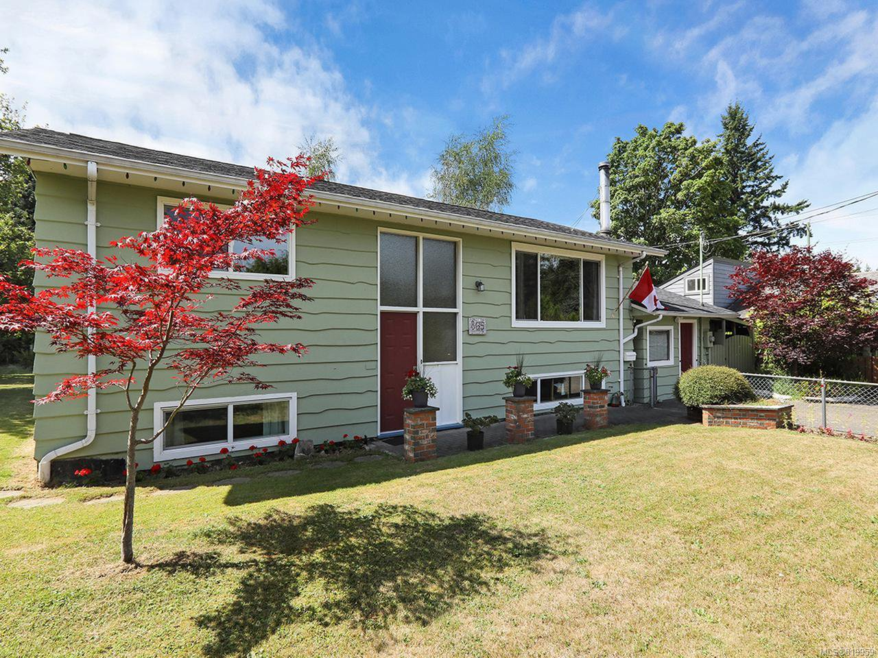 Main Photo: 865 2nd Ave in CAMPBELL RIVER: CR Campbell River Central House for sale (Campbell River)  : MLS®# 819959