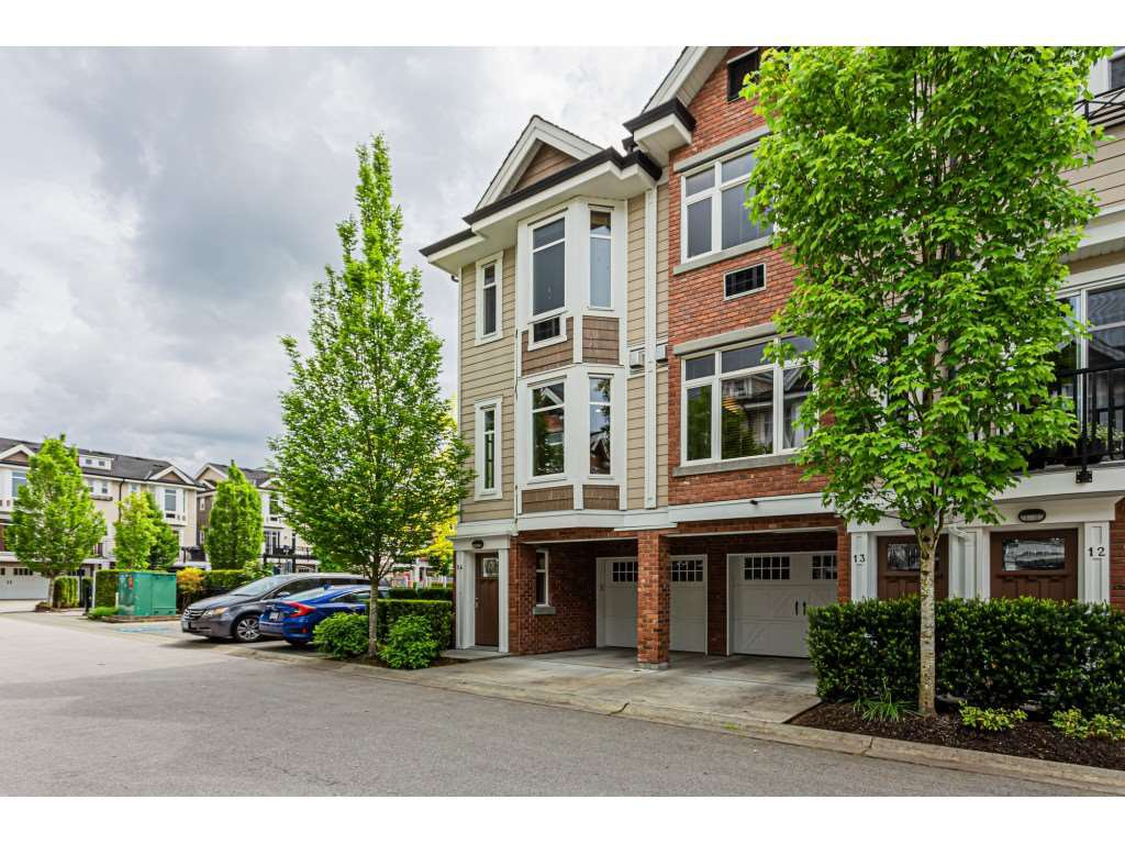 "Main Photo: 14 20738 84 Avenue in Langley: Willoughby Heights Townhouse for sale in ""Yorkson Creek"" : MLS®# R2456636"