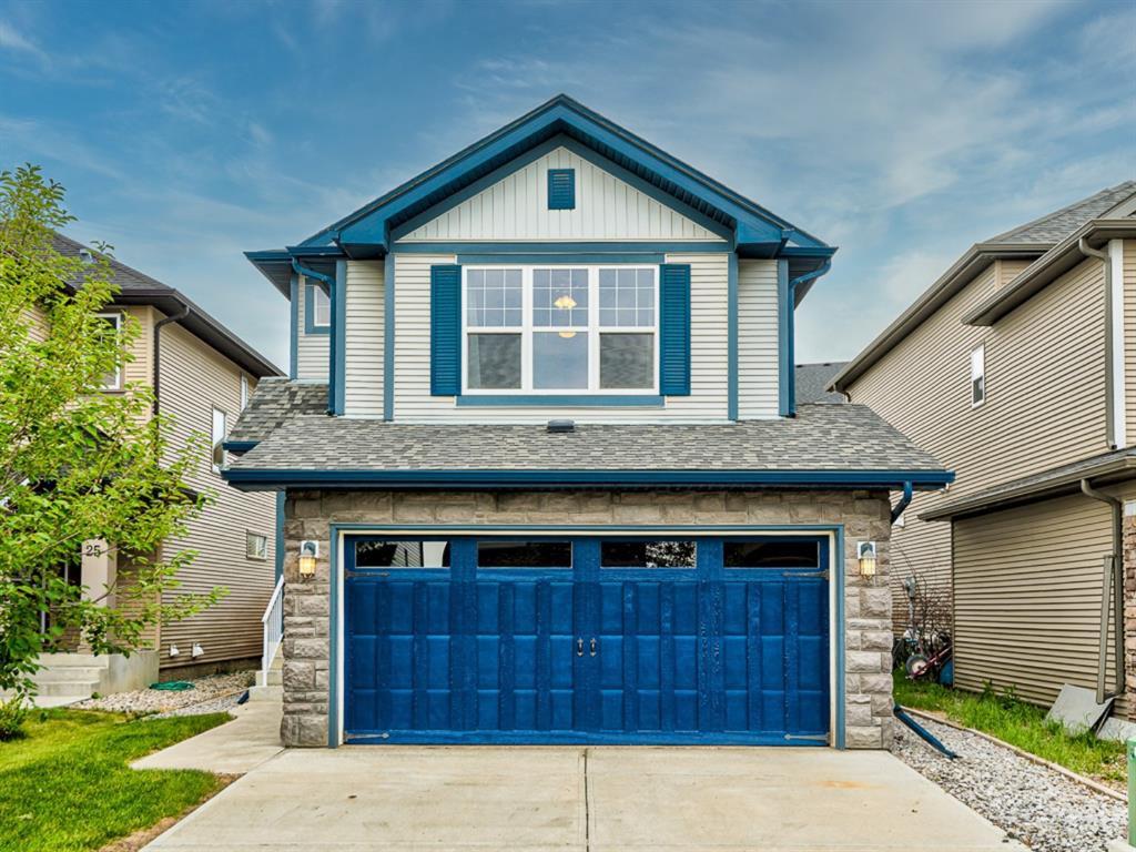 Main Photo: 29 SILVERADO SADDLE Heights SW in Calgary: Silverado Detached for sale : MLS®# A1009131