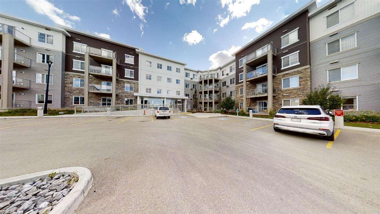 Main Photo: 214 812 WELSH Drive in Edmonton: Zone 53 Condo for sale : MLS®# E4214320