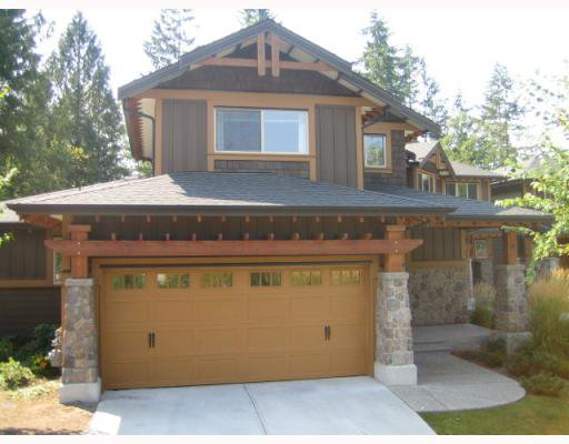 "Main Photo: 4 24185 106B Avenue in Maple_Ridge: Albion House 1/2 Duplex for sale in ""TRAILS EDGE"" (Maple Ridge)  : MLS®# V784962"