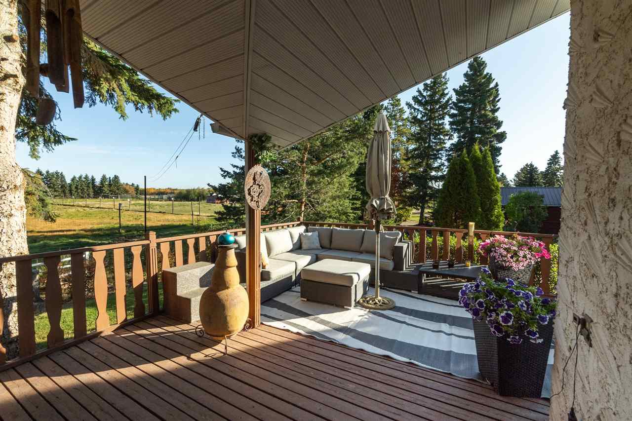 Photo 17: Photos: 273054A Hwy 13: Rural Wetaskiwin County House for sale : MLS®# E4216850