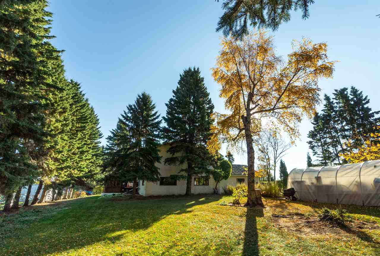 Photo 20: Photos: 273054A Hwy 13: Rural Wetaskiwin County House for sale : MLS®# E4216850