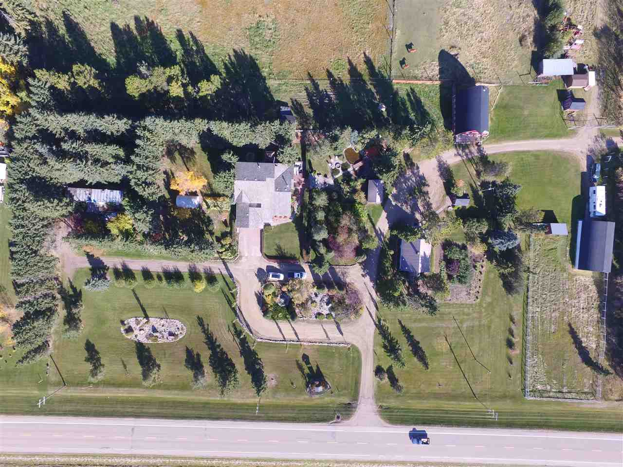 Photo 3: Photos: 273054A Hwy 13: Rural Wetaskiwin County House for sale : MLS®# E4216850
