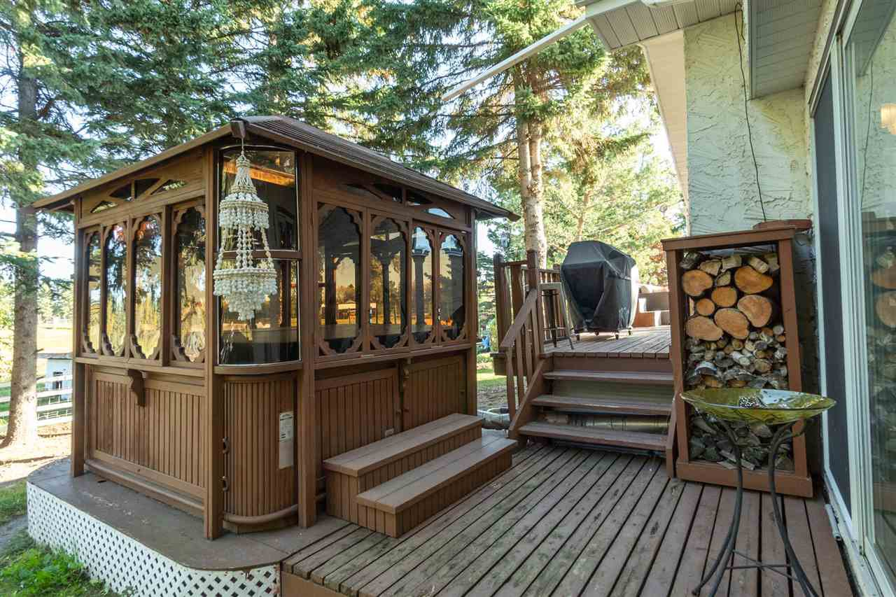 Photo 18: Photos: 273054A Hwy 13: Rural Wetaskiwin County House for sale : MLS®# E4216850