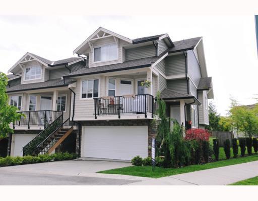 "Main Photo: 13 11720 COTTONWOOD Drive in Maple_Ridge: Cottonwood MR Townhouse for sale in ""COTTONWOOD GREEN"" (Maple Ridge)  : MLS®# V767149"