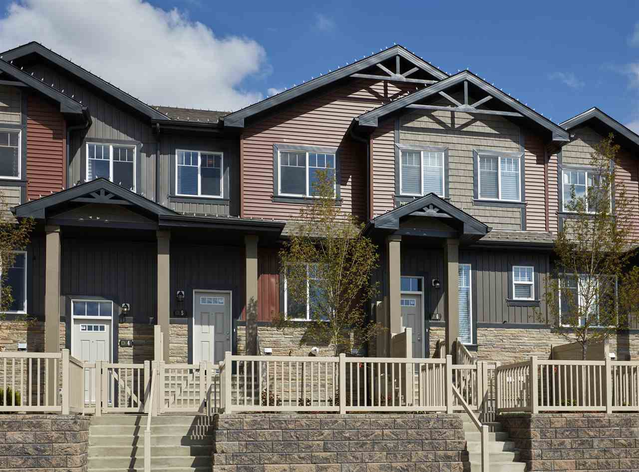 Main Photo: 49 3305 Orchards Link in Edmonton: Zone 53 Townhouse for sale : MLS®# E4166707