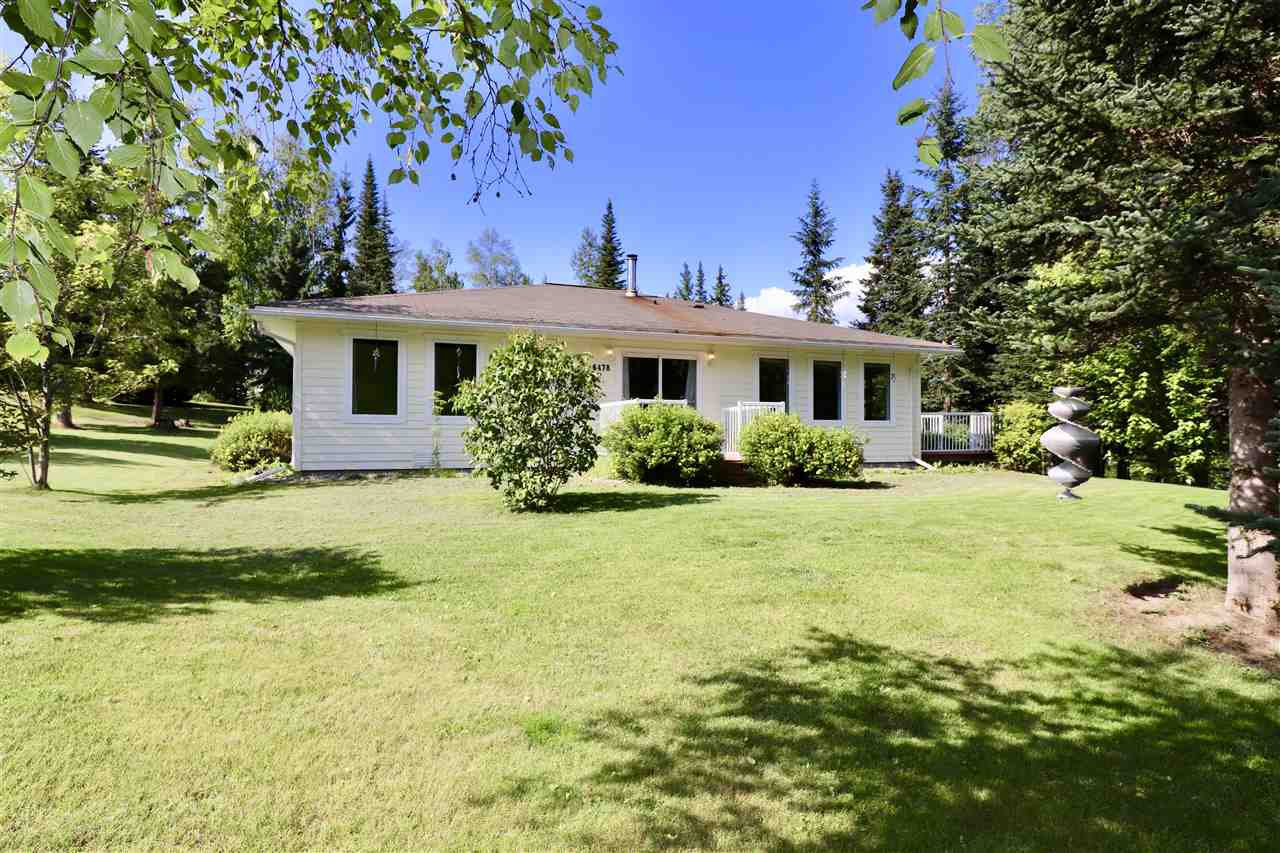 Main Photo: 6478 PASSBY Road in Smithers: Smithers - Rural House for sale (Smithers And Area (Zone 54))  : MLS®# R2391245