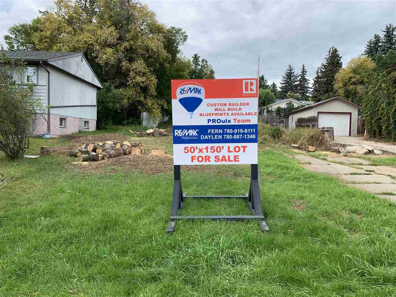 Main Photo: 6 Mount Royal Drive: St. Albert Vacant Lot for sale : MLS®# E4171881