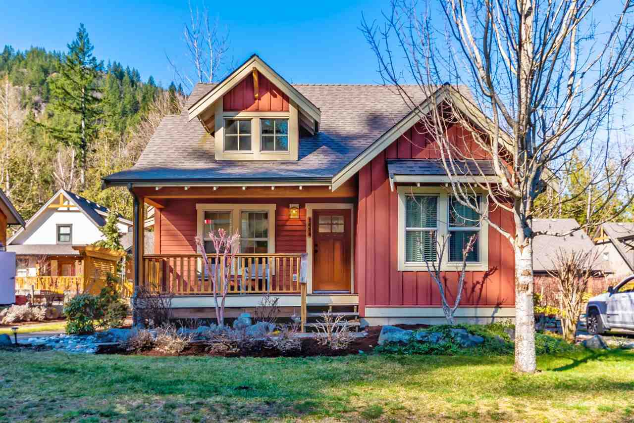 "Main Photo: 1853 MOSSY GREEN Way: Lindell Beach House for sale in ""THE COTTAGES AT CULTUS LAKE"" (Cultus Lake)  : MLS®# R2446382"