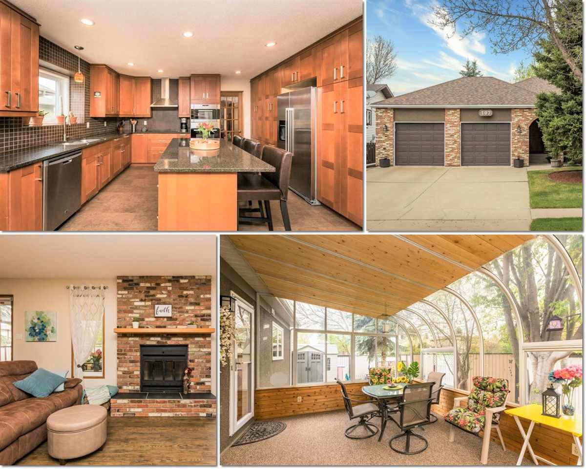 Main Photo: 107 LANGHOLM Drive: St. Albert House for sale : MLS®# E4197965