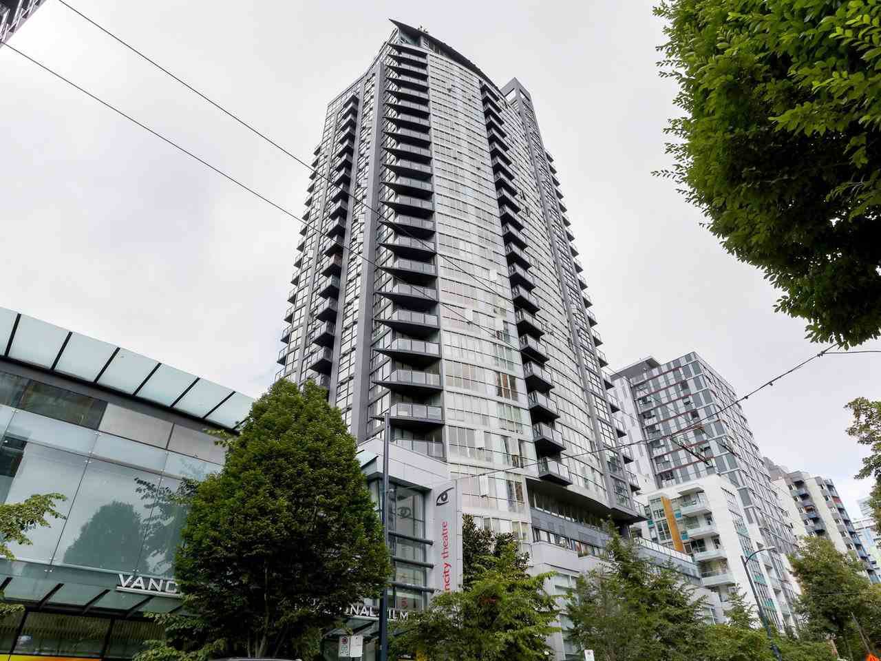Main Photo: 1202 1155 SEYMOUR Street in Vancouver: Downtown VW Condo for sale (Vancouver West)  : MLS®# R2498131
