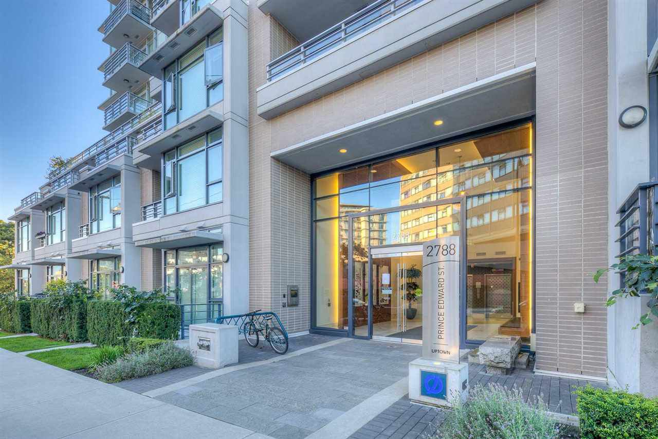 """Main Photo: 906 2788 PRINCE EDWARD Street in Vancouver: Mount Pleasant VE Condo for sale in """"UPTOWN BY CONCORD PACIFIC"""" (Vancouver East)  : MLS®# R2517800"""