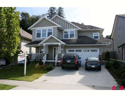 "Main Photo: 4074 BELANGER Drive in Abbotsford: Abbotsford East House for sale in ""Sandy Hill"" : MLS®# F2921409"