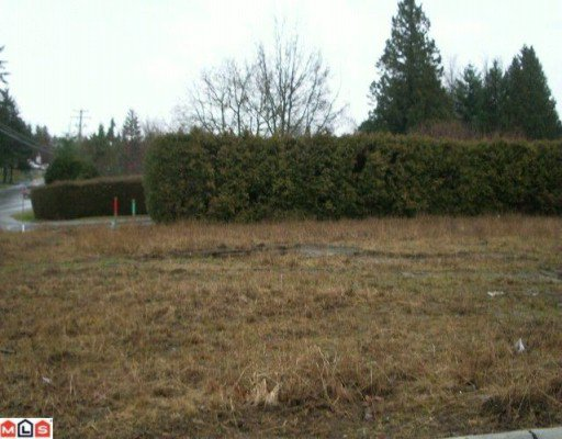 Main Photo: LT.1 34712 MARSHALL Road in Abbotsford: Abbotsford East Land for sale : MLS®# F1000875