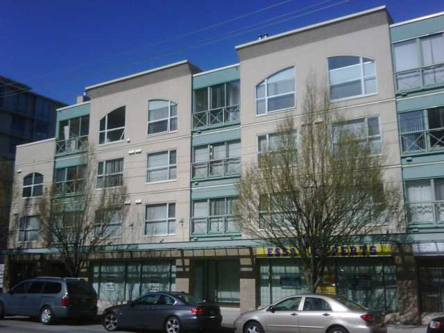 "Main Photo: PH17 511 W 7TH Avenue in Vancouver: Fairview VW Condo for sale in ""BEVERLY GARDENS"" (Vancouver West)  : MLS®# V817089"