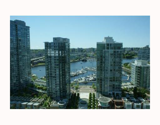 "Main Photo: 2506 1009 EXPO Boulevard in Vancouver: Downtown VW Condo for sale in ""LANDMARK 33"" (Vancouver West)  : MLS®# V769120"