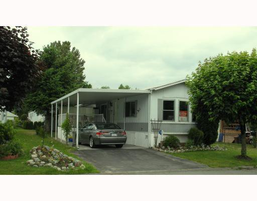 """Main Photo: 78 145 KING EDWARD Street in Coquitlam: Maillardville Manufactured Home for sale in """"MILL CREEK VILLAGE"""" : MLS®# V770900"""