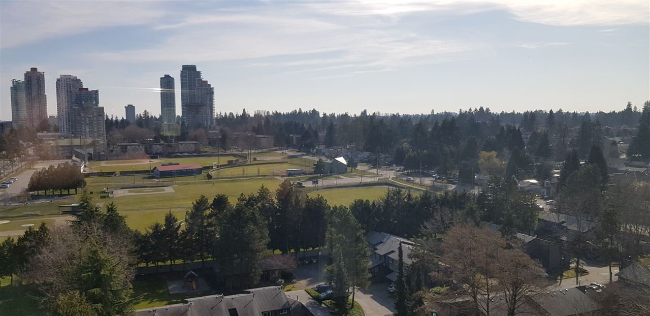 "Main Photo: 1405 13380 108 Avenue in Surrey: Whalley Condo for sale in ""City Point"" (North Surrey)  : MLS®# R2447086"